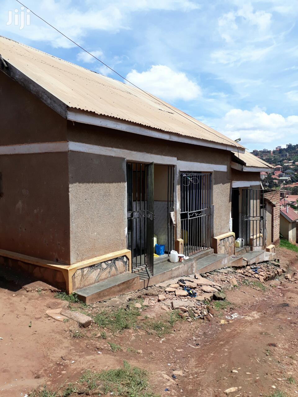 3 Units House Double Rooms For Sale In Salaama Munyonyo Road