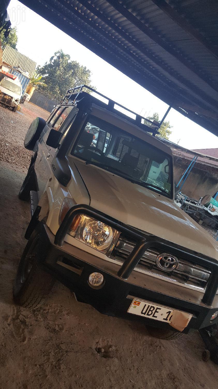 Toyota Land Cruiser 2012 White | Cars for sale in Kampala, Central Region, Uganda