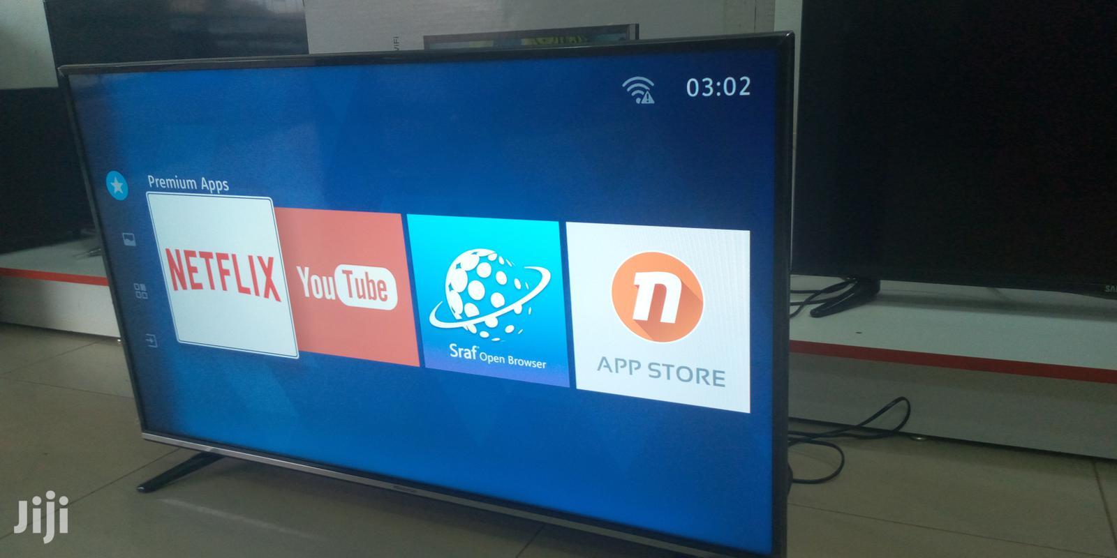 40 Inches Led Hisense Smart Flat Screen Digital