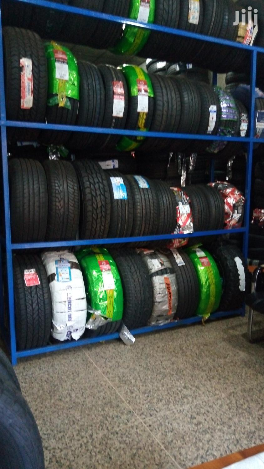 New Stock Of Brand New Tyres In All Brands And Sizes At Cheap Cost | Vehicle Parts & Accessories for sale in Kampala, Central Region, Uganda
