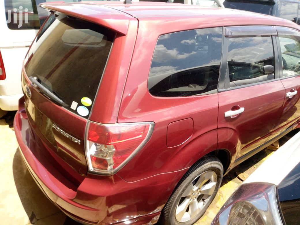 Subaru Forester 2008 Red | Cars for sale in Kampala, Central Region, Uganda