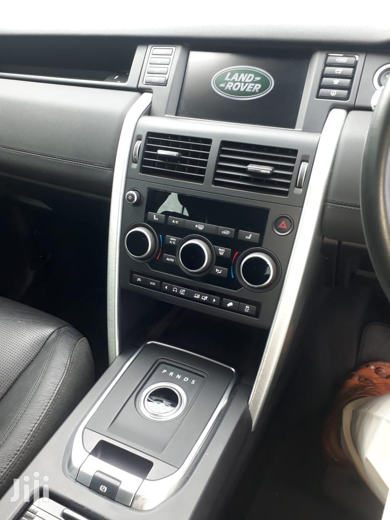 Archive: Land Rover Discovery II 2016 Silver