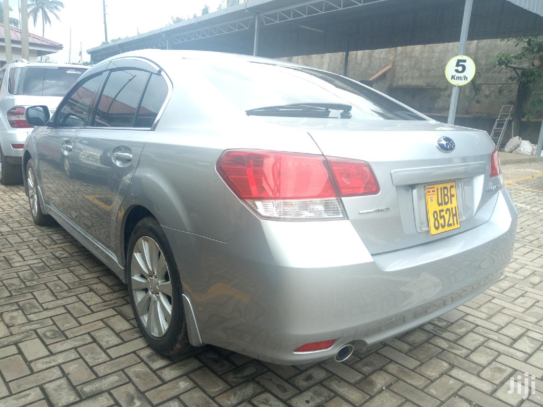 New Subaru Legacy 2010 2.0D Sedan Silver | Cars for sale in Kampala, Central Region, Uganda