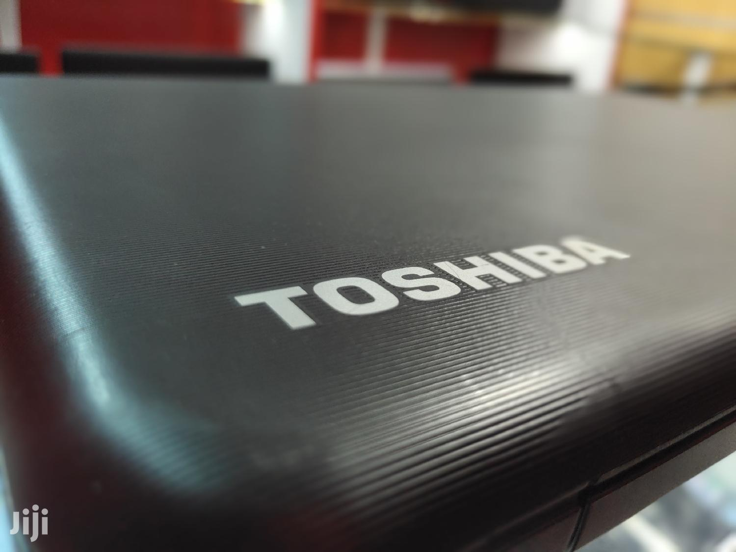 Laptop Toshiba Satellite C55 4GB Intel Core i3 HDD 500GB | Laptops & Computers for sale in Kampala, Central Region, Uganda