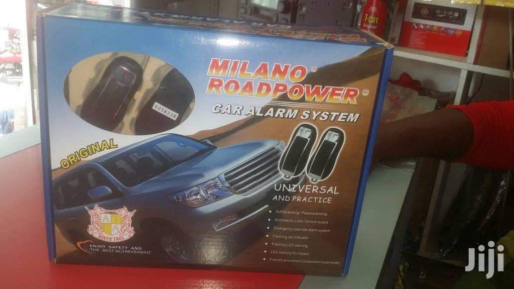 Car Alarm Roadpower