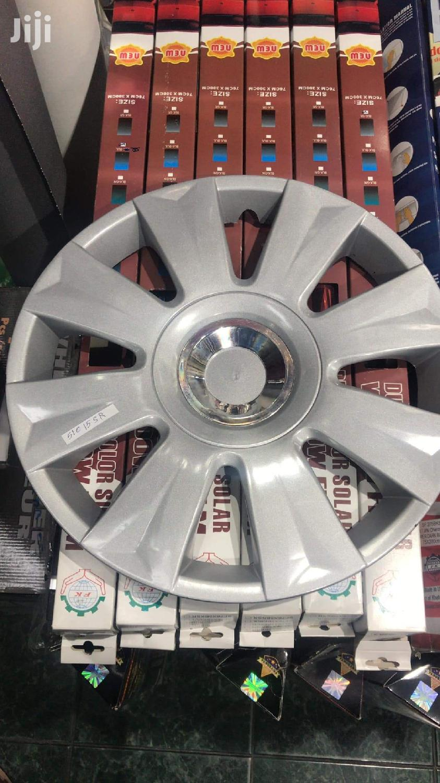 Wheel Caps
