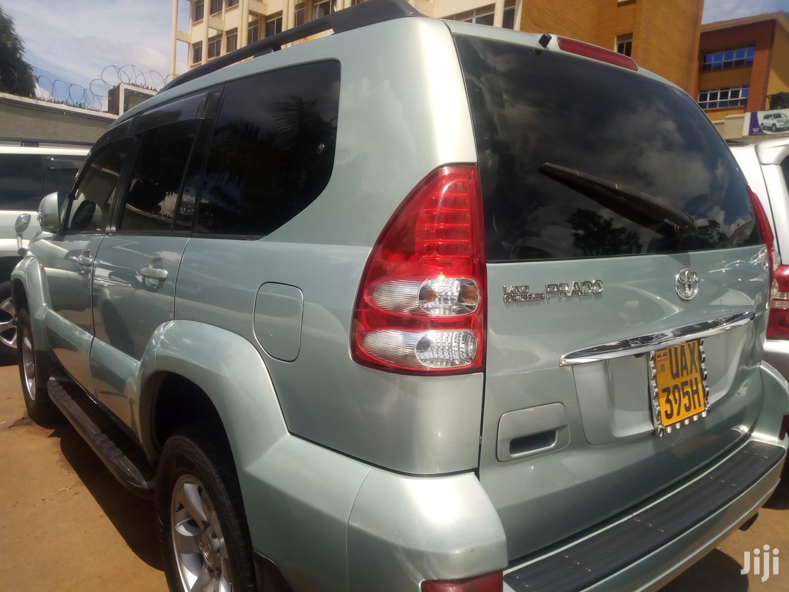 Toyota Land Cruiser Prado 2004 Blue | Cars for sale in Kampala, Central Region, Uganda