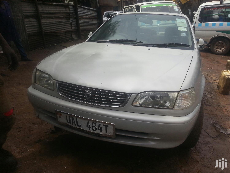 Toyota Corolla 2000 Silver In Kampala Cars Mystry Pato Jiji Ug For Sale In Kampala Buy Cars From Mystry Pato On Jiji Ug
