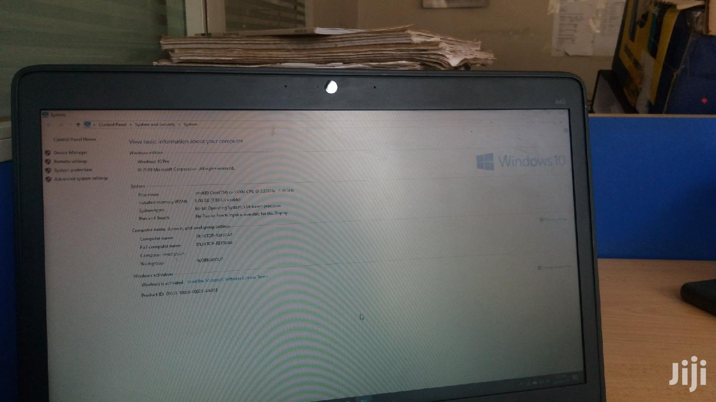 Laptop HP EliteBook 840 G2 8GB Intel Core i5 HDD 500GB