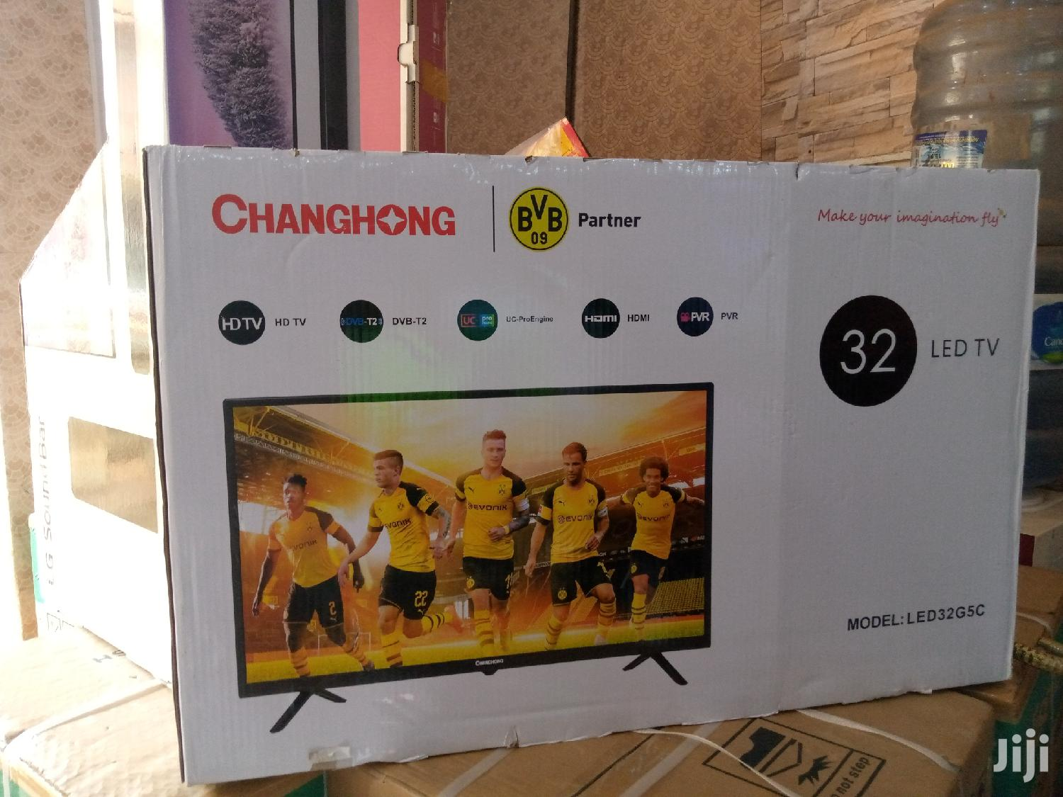 Changhong Tv 32 Inches | TV & DVD Equipment for sale in Kampala, Central Region, Uganda