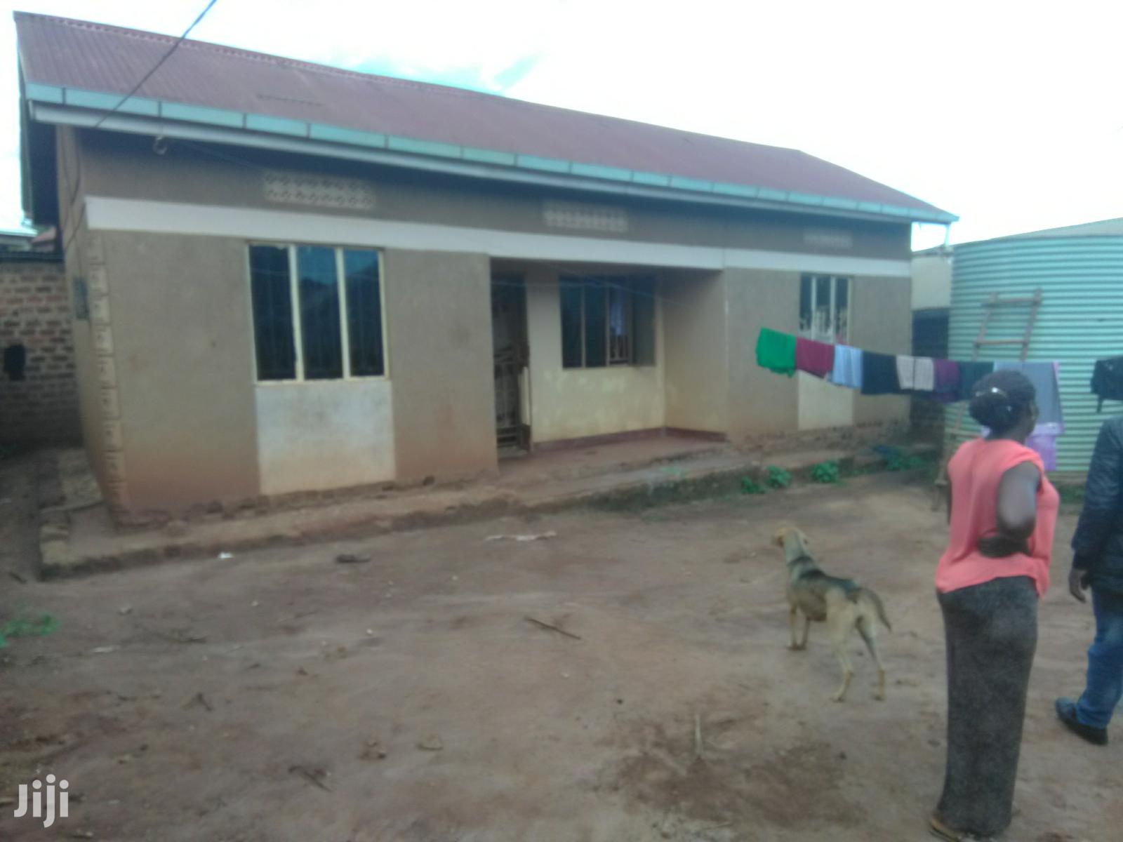 Very Specious Fancy Home On Quicksale In Namasuba Ndeje In Well Fence