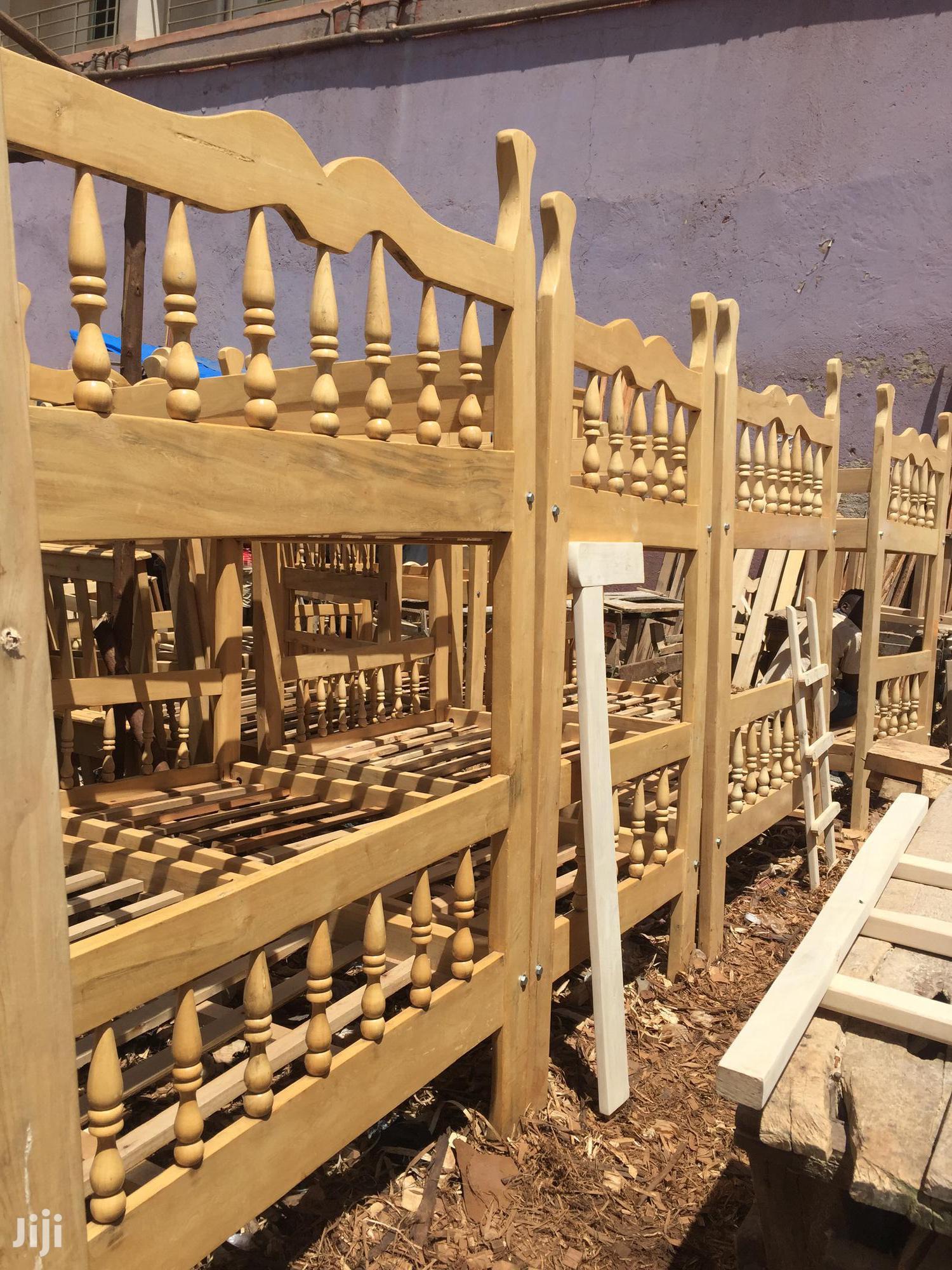 Kids Bunk Bed Medium Size | Children's Furniture for sale in Kampala, Central Region, Uganda