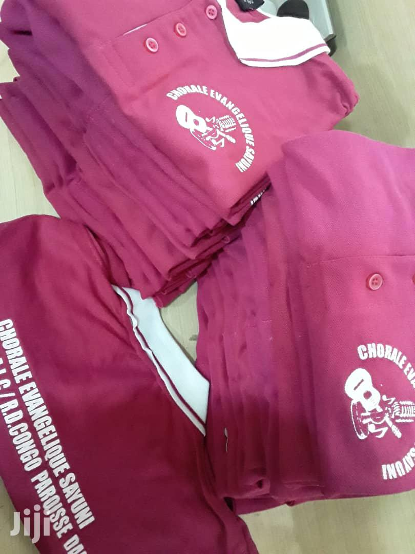 Printed T-Shirts | Clothing for sale in Kampala, Central Region, Uganda