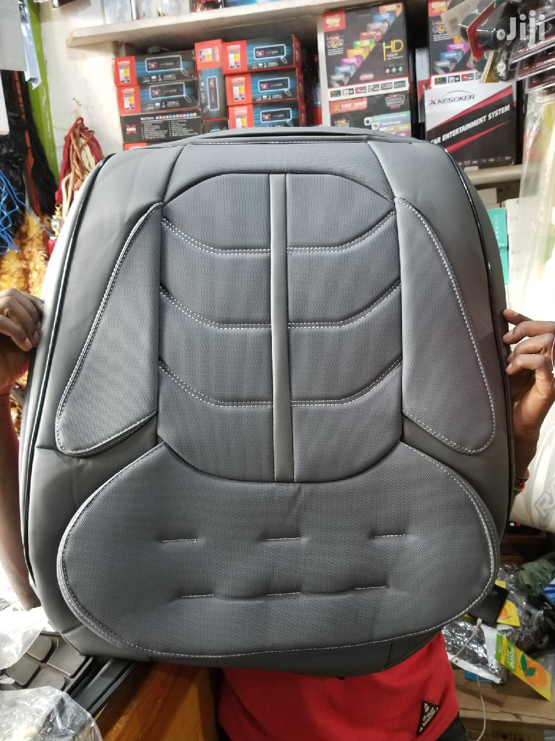 Pure Leather Designed Seat Covers