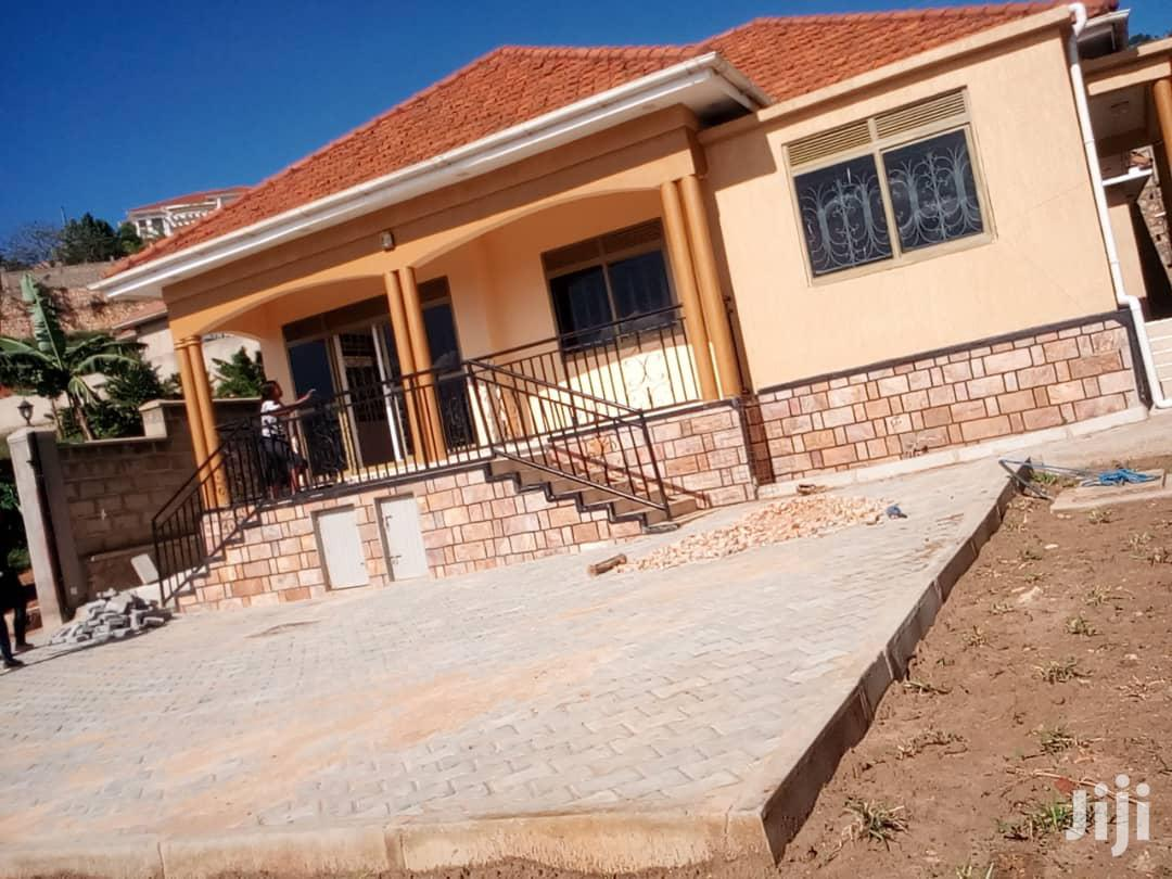 Brand New Three Bedroom House In Seguku Katale Entebbe Road For Sale
