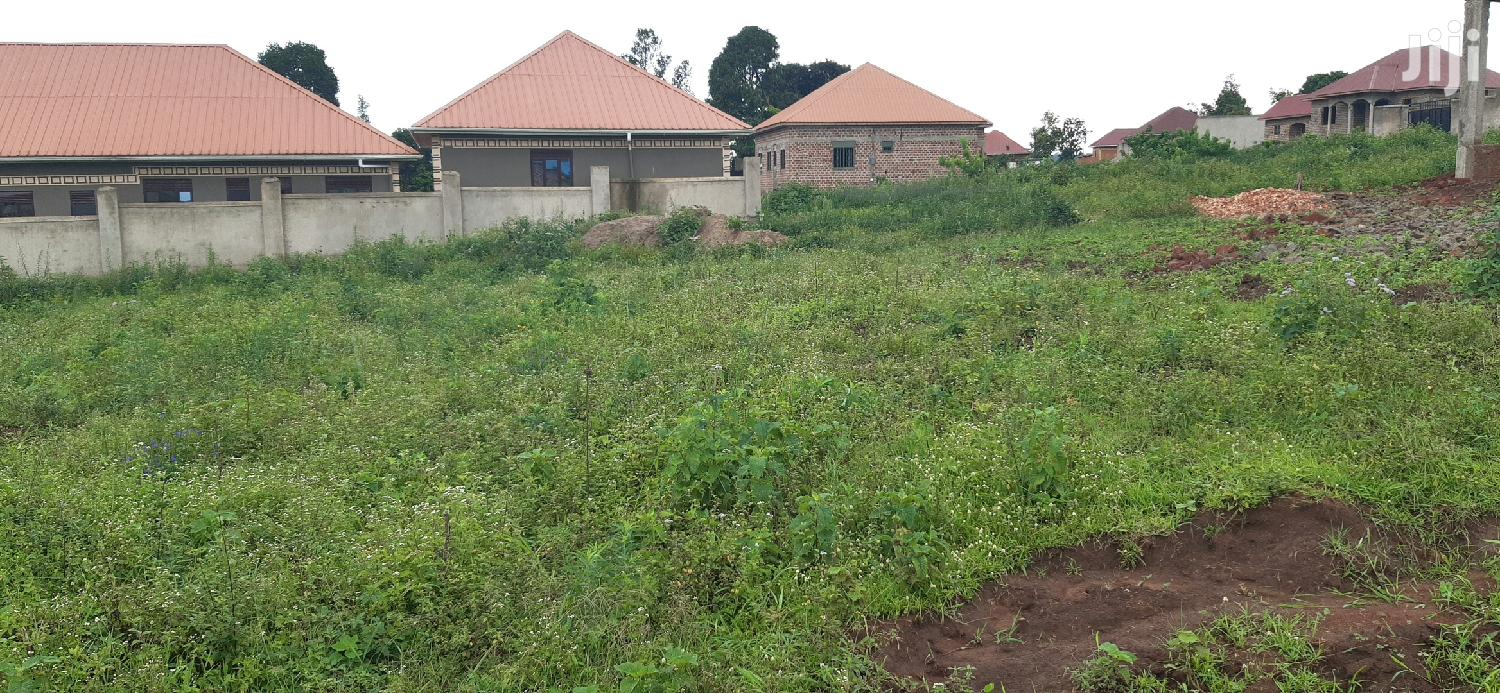 Archive: Plots Of Land Private Mailo Land