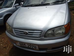 Toyota Ipsum 1997 Silver