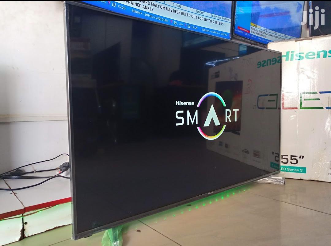 Brand New Hisense Smart UHD 4k TV 55 Inches