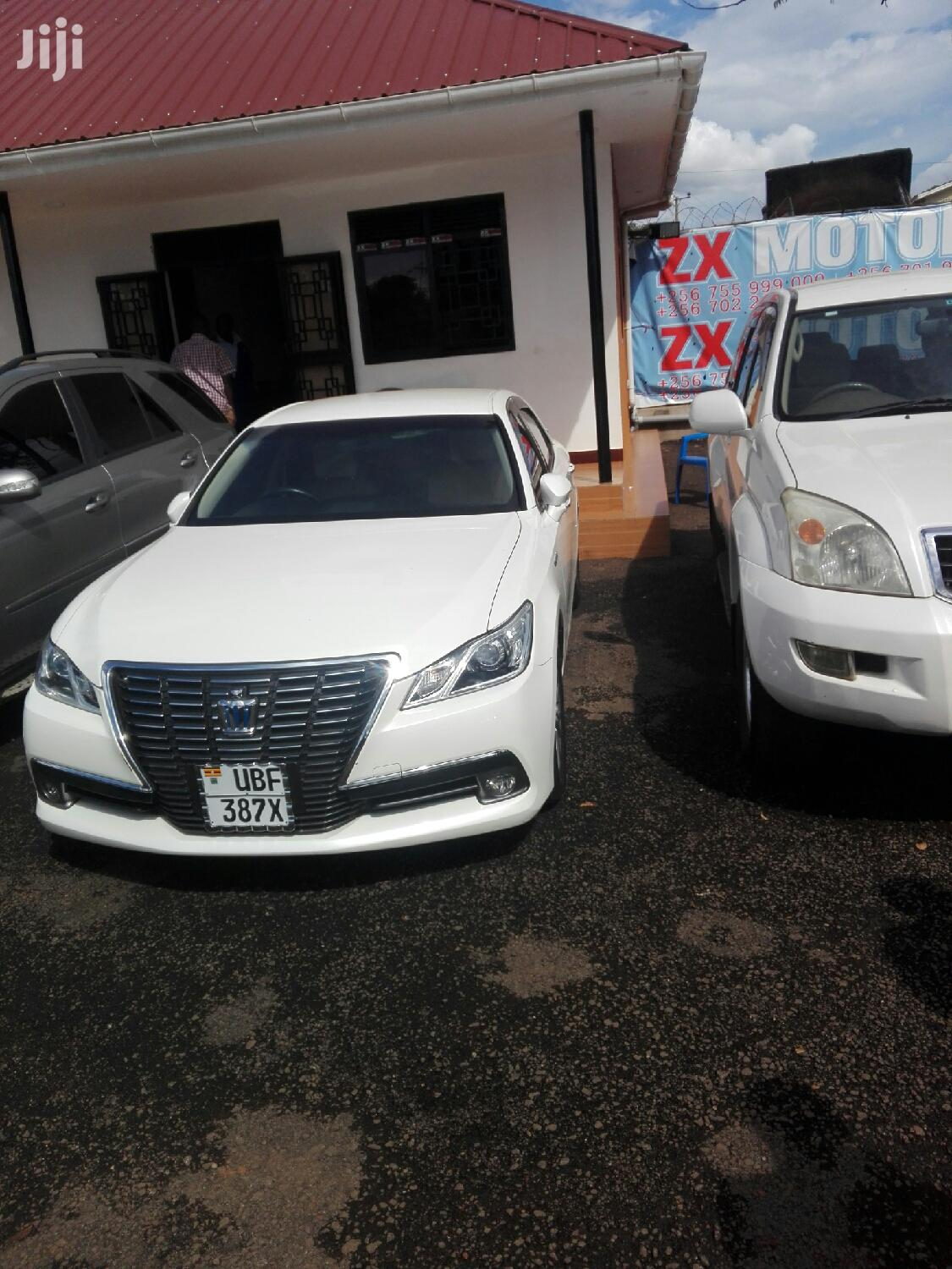 New Toyota Crown 2016 White | Cars for sale in Kampala, Central Region, Uganda
