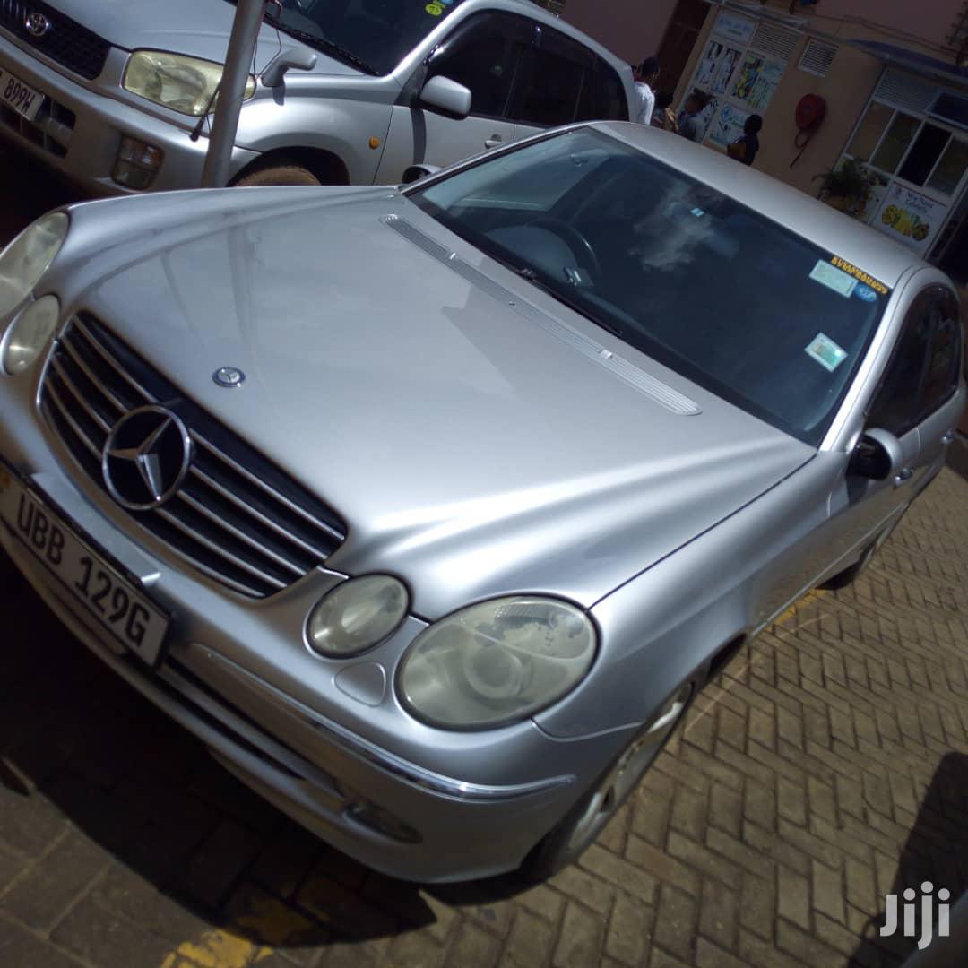 Archive: Mercedes-Benz E320 2005 Silver