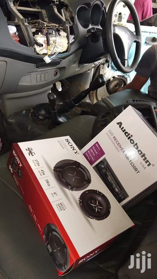 Genuine Car Sony Speakers