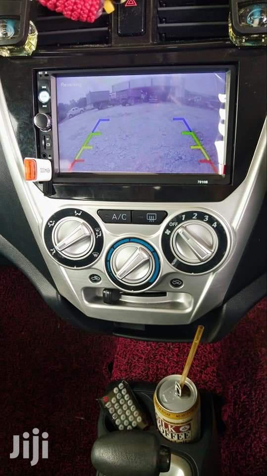 Car Mp5 Radio