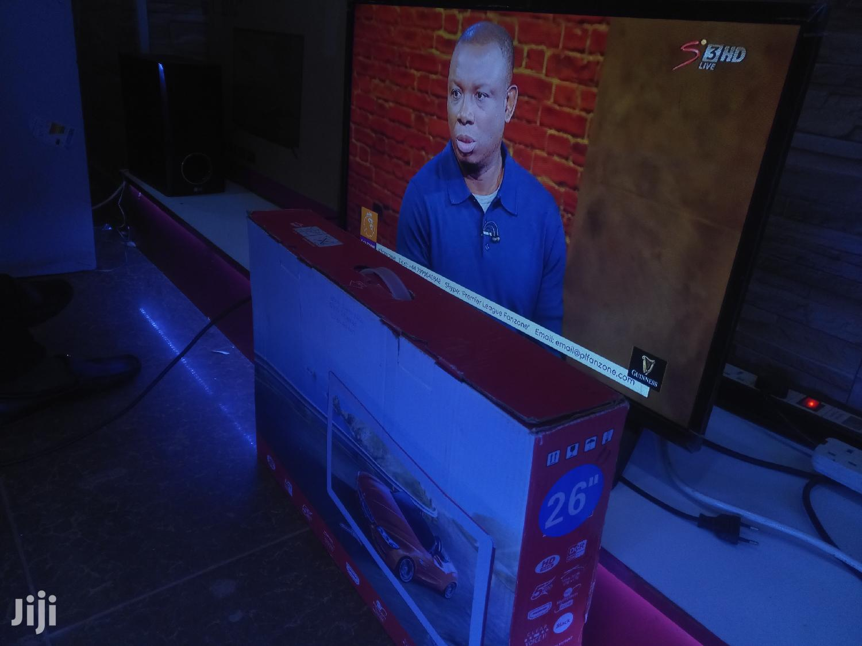 LG Flat Screen TV 26 Inches   TV & DVD Equipment for sale in Kampala, Central Region, Uganda