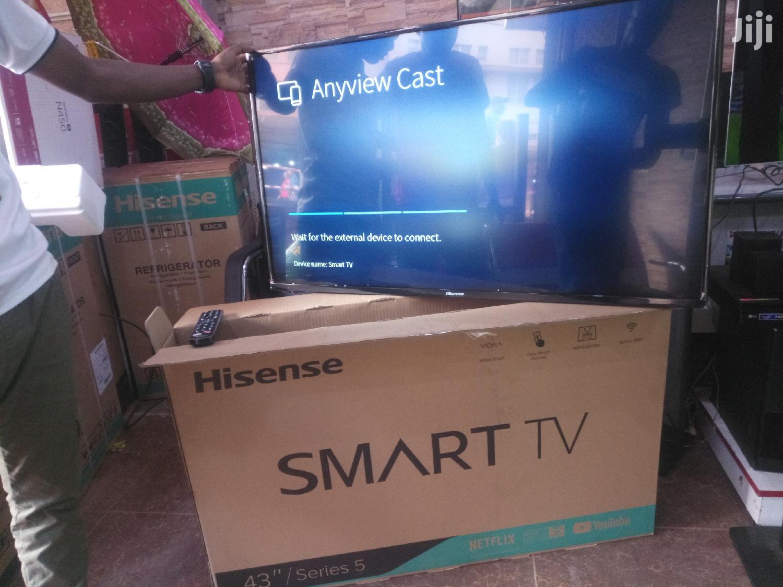 Hisense Smart Tv 43 Inches | TV & DVD Equipment for sale in Kampala, Central Region, Uganda