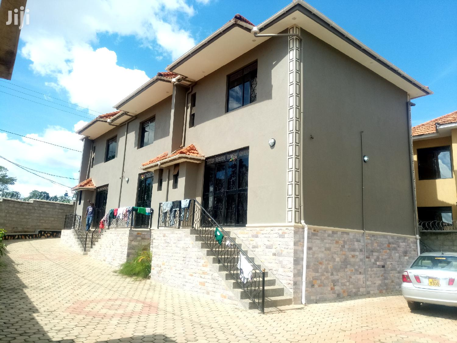 Two Bedrooms Duplex House for Rent in Kira