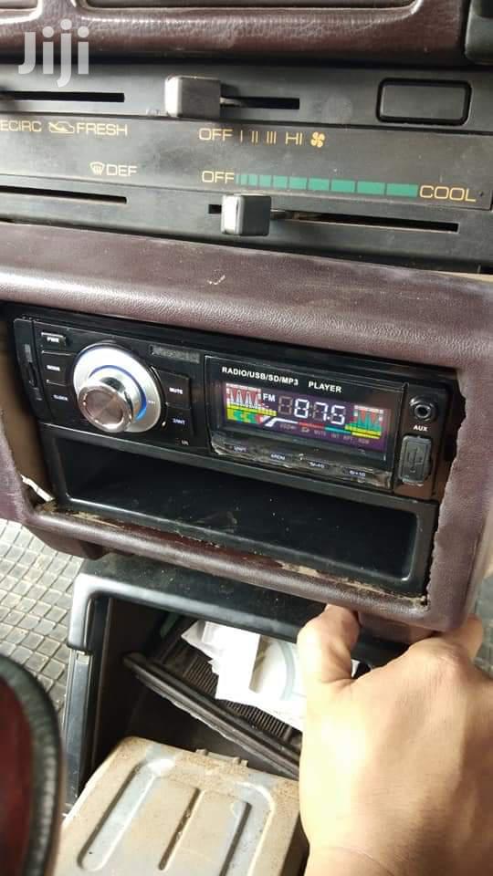 Simple Car Radio
