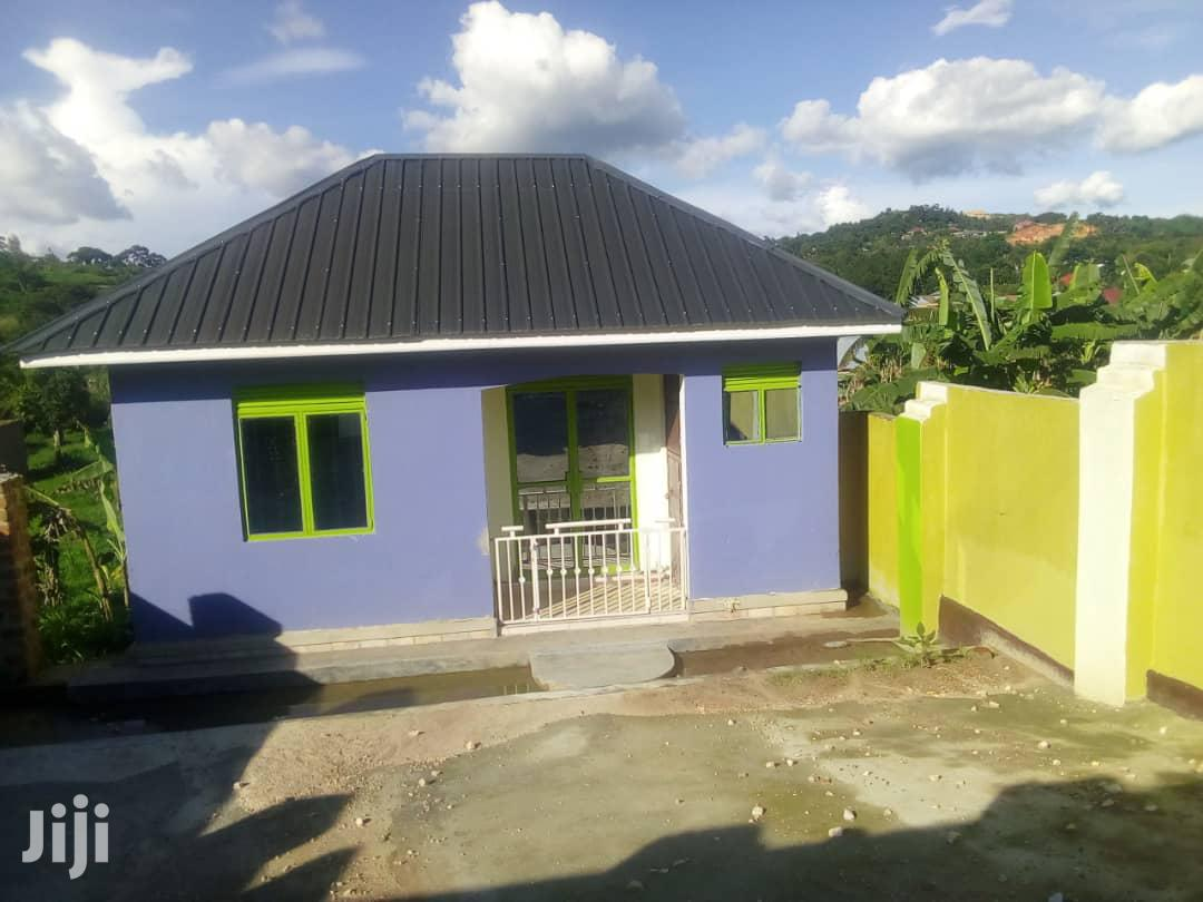 House In Kigogwa After Matugga For Sale
