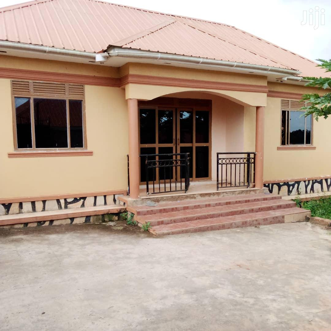 Two Bedroom House In Lumuli Kitende Entebbe Road For Sale