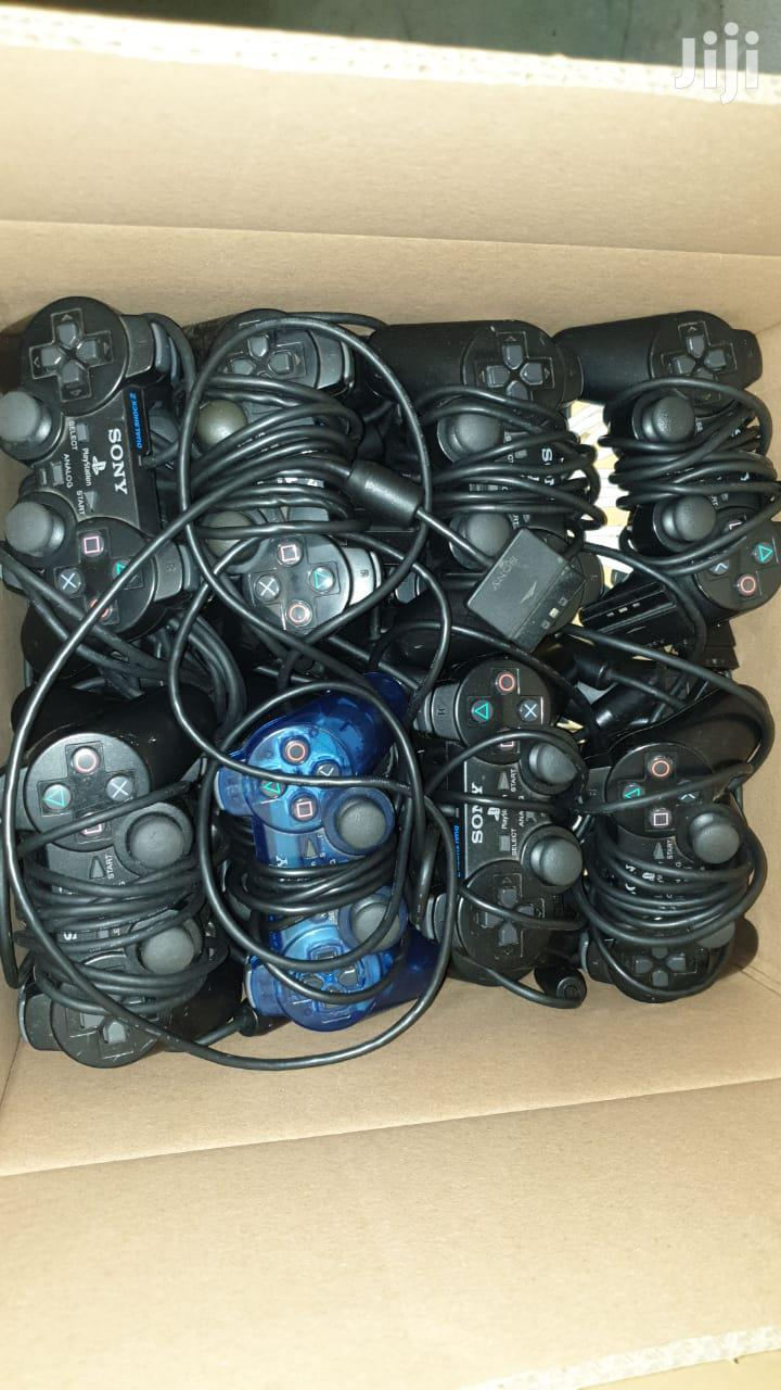 Archive: Ps2 Original Ik Used Controllers