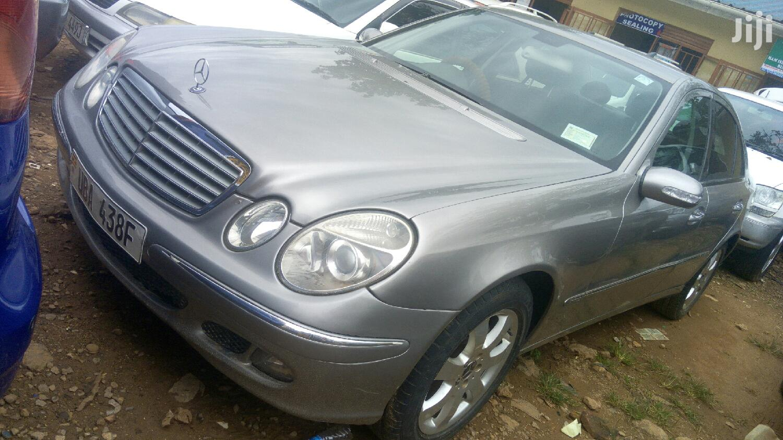 Archive: Mercedes-Benz E320 2004 Silver