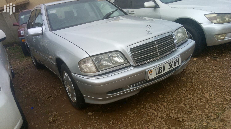 Mercedes-Benz C200 2002 Silver   Cars for sale in Kampala, Central Region, Uganda