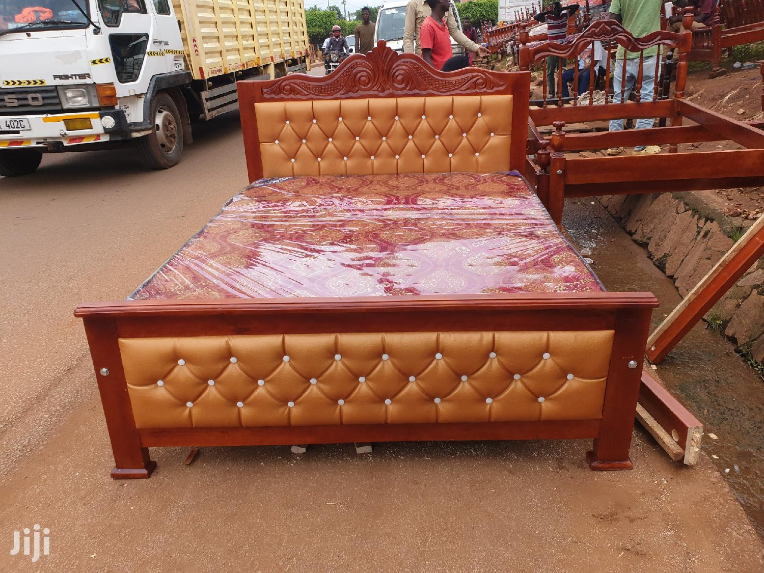 Simple Bed 5by6