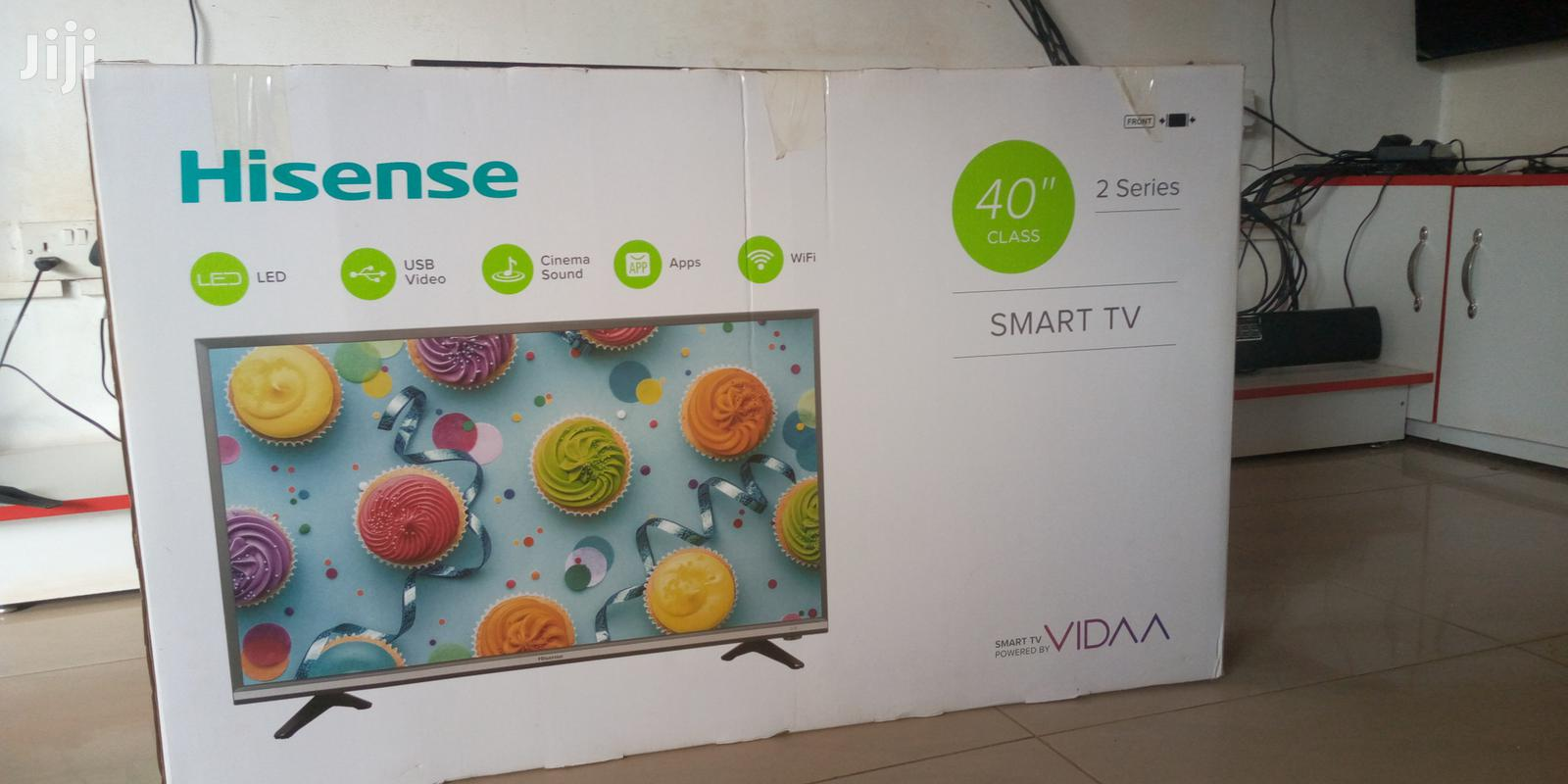 Archive: Hisense Led Smart Flat Screen Digital 40 Inches