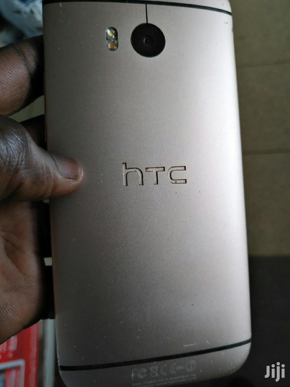 HTC One (M8) 16 GB Gold | Mobile Phones for sale in Kampala, Central Region, Uganda
