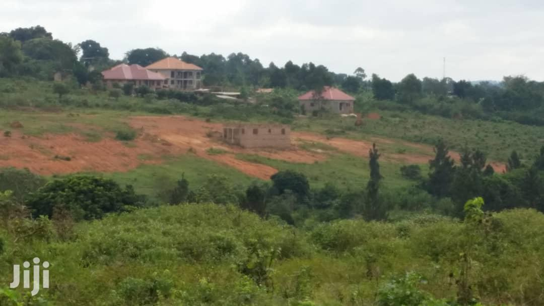 Land In Namayumba Town For Sale