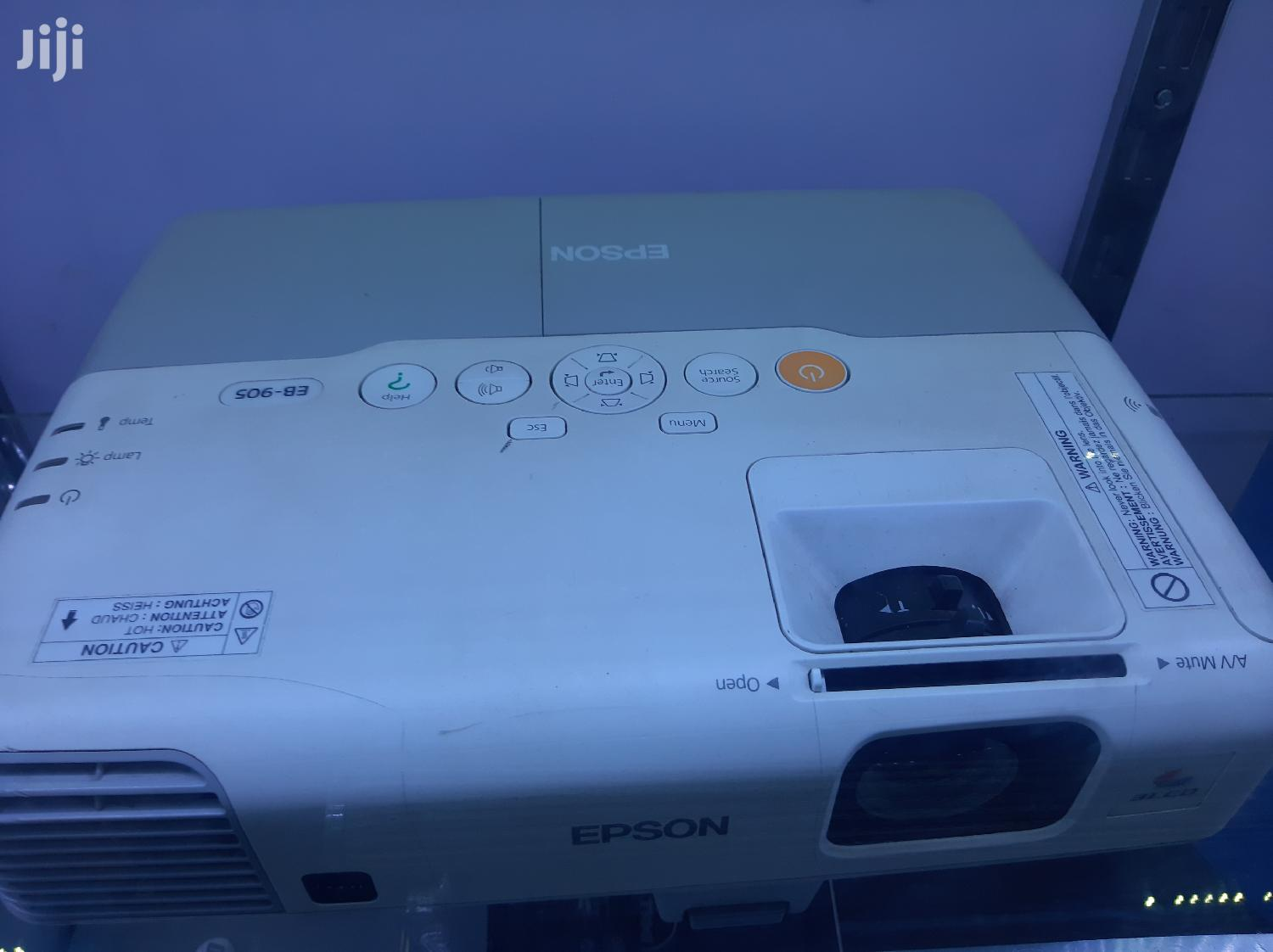 Archive: UK Used Epson Projector