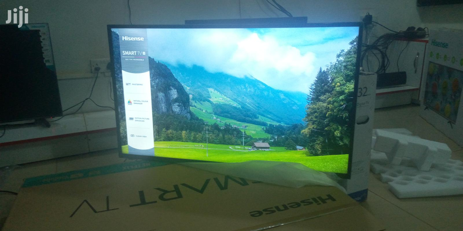 Archive: 43 Inches Led Hisense Smart Flat Screen