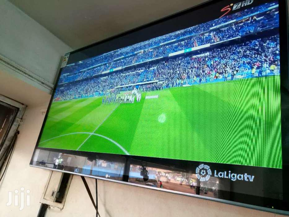 Brand New LG Flat Screen Tv 60 Inches | TV & DVD Equipment for sale in Kampala, Central Region, Uganda