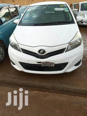 New Toyota Vitz 2011 White   Cars for sale in Central Region, Kampala