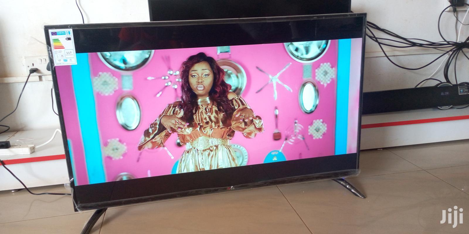 Archive: Lg Flat Screen Digital Tv 43 Inches
