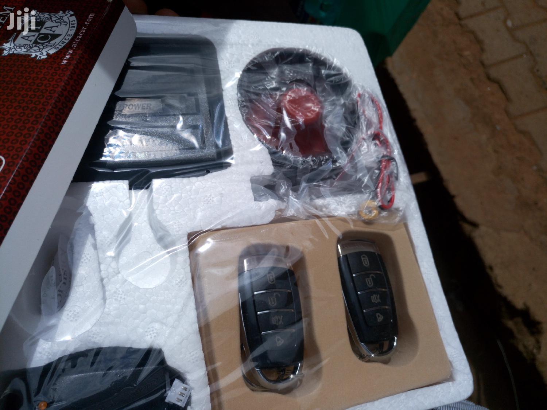 Car Alarm With Best Car Remote