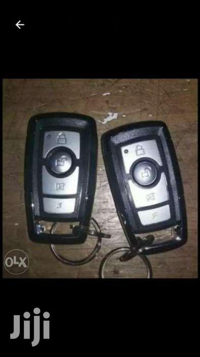 Simple Car Alarm.