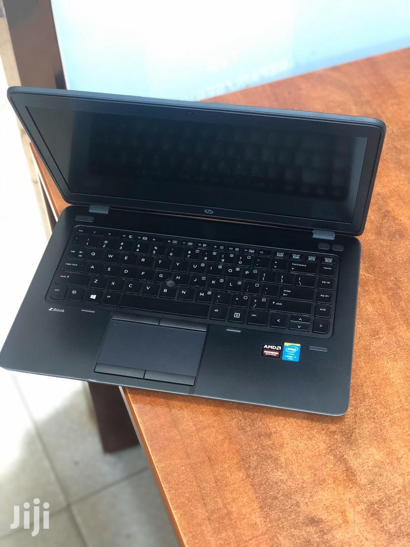 New Laptop HP ZBook 14 4GB Intel Core i5 HDD 500GB   Laptops & Computers for sale in Kampala, Central Region, Uganda