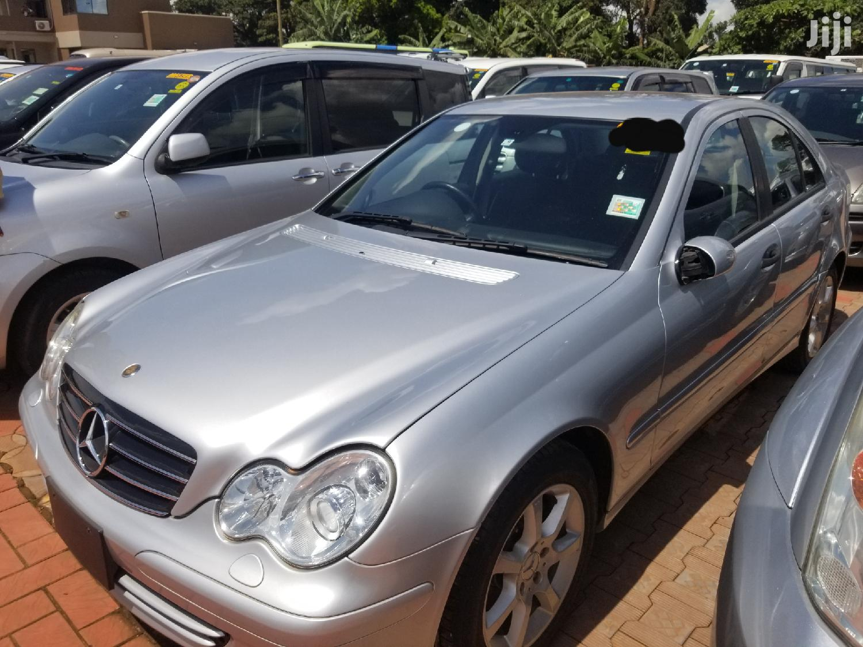 Archive: Mercedes-Benz C180 2006 Silver