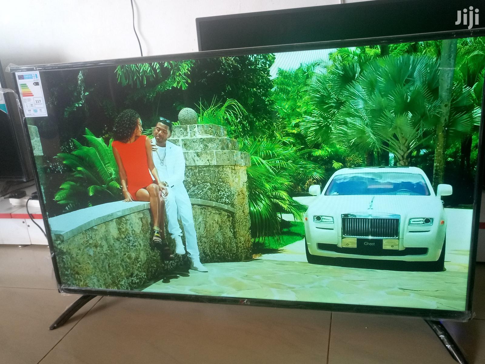 LG LED Flat Screen Digital TV 43 Inches | TV & DVD Equipment for sale in Kampala, Central Region, Uganda
