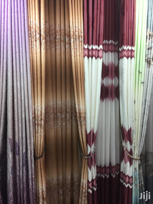 Curtain Materials